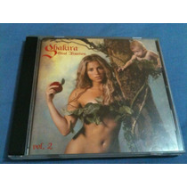 Cd Shakira Oral Fixation Vol 2 Importado: Estados Unidos