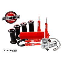 Kit Suspensão Ar 1/2mm Peugeot 307 Com Compressor Myrideshop