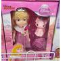 Miniatura Boneca Princesa Disney A Bela Adormecida + Brindes