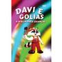 Dvd Davi E Golias - A Bíblia Para Crianças- Seminovo