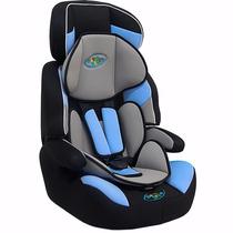 Cadeira Cadeirinha Auto Poltrona Carro Bebe 9 A 36 Kg Azul