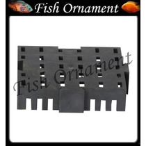 Placa Para Filtro Biologico Fundo 9x9 Fish Ornament