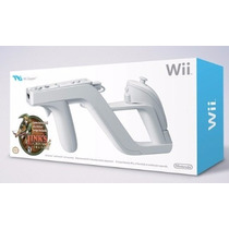 Nintendo Wii Zapper + Jogo Crossbow Training Original A7678