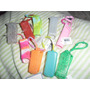 Bath Both Works Pocketbac Alcool Gel Suporte Chaveiro