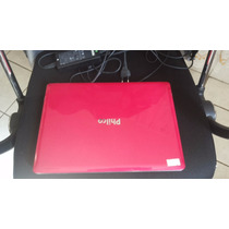 Notebook Philco Phn 14303 Vermelho C/defeito Peças Boas!!