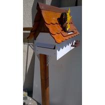 Caixa De Correios Americana - Colonial 1 - Atmosferr Design