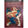 Quarteto Fantástico Nº 30 - Marvel Salvat Capa Vermelha