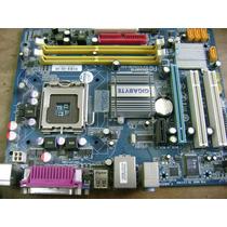 Placa Gigabyte Ga-945gcm-s2c +core 2 Duo 7500