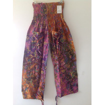 Calça Estampada Étnica Hippie Gypsy