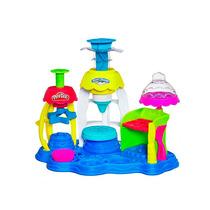 Play-doh Playset Doceria Magica Hasbro Massinha De Modelar