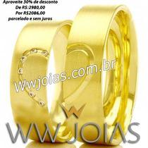 Oferta Mês Das Noivas Ww Joias N°22