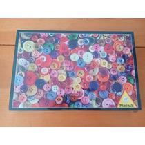 Quebra-cabeça/puzzle 1000 Piatnik Botões Importado Lacrado