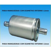 Filtro Para Gnv Kit 5ª Geração Mangueira 12mm Interno
