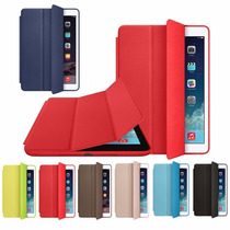 Smart Case Silicone Ipad New 2017 Frontal + Traseira