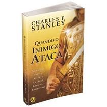 Livro Quando O Inimigo Ataca Frete Gratis