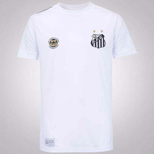 b71a3ce0f7fee Camisa Santos Original Kappa 2017  18 Uniforme I. R  249