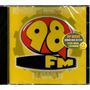 Engenheiros Do Hawaii Cd Promocional Radio 98 Fm - Raro