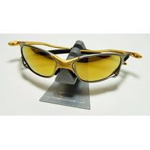 Óculos Oakley Xx 24k Lentes Polarizadas + 1 Lente Reposição