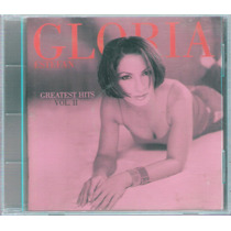 Cd Gloria Estefan Greatest Hits Vol.2