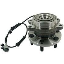 Cubo Roda Dianteiro Rolamento C Abs Nissan Frontier 4x4 08