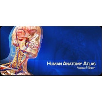 Atlas Anatomia 3d - Visible Body 2015 ( Software Completo )