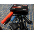 Kit Lanterna Tatica 28000w  Exclusivo Led Cree 5 Zoom
