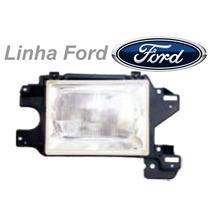 _farol Diant. Ford F-1000 F-4000 92 93 94 95 96 97 Vidro Par