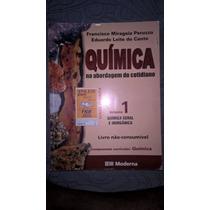 Química Na Abordagem Do Cotidiano - Vol 1 - 3ª Ed 2003 - E.m