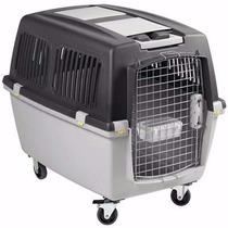 Caixa Transporte Cachorro N4 Gulliver Cão Cães Gato Avião 4