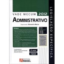 Vade Mecum Administrativo 2012