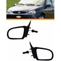 Par Retrovisor Corsa 95 96 97 98 99 2000 01 02 Sedan Classic