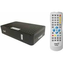 Receptor Claro Tv Livre Flex + Frete Grátis + Brinde !!!!