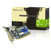 Placa De Video 2gb Ddr3 64 Bits Gt 710 Nvidia Geforce Low