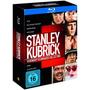 Blu-ray Coleção Stanley Kubrick 7 Filmes Leg Português