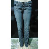 Calça Jeans Hering - Tamanho 40 - Azul-escuro - Frete Grátis