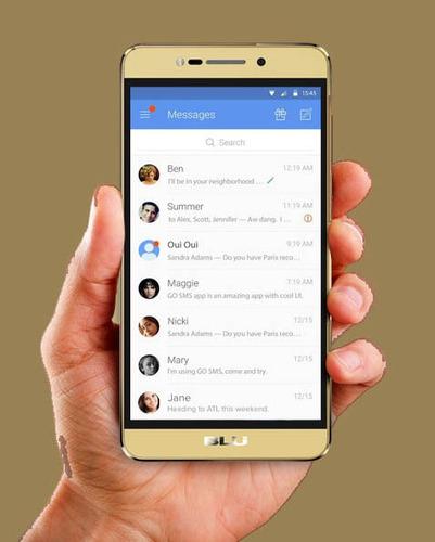 Blu Studio C Hd 3g Dualsim 8gb Wifi Câm 8mp5mp 100% Original