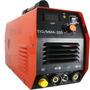 Máquina De Solda Inversora Tig Mma 200 Com Display Digital