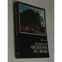 Livro Estudos De Geografia Do Brasil Melhem Adas Reliquiaja