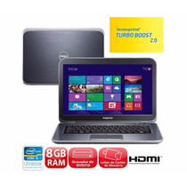 Ultrabook Dell Inspiron I14z-5680 Intel I5 8gb Ram 500gb Hd