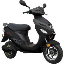 Scooter Moto Elétrica Vehen 1200w Veloce Preta