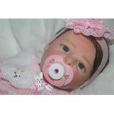 Bebe Reborn Anna Clara Ref 120