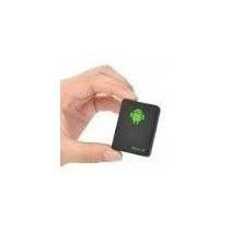 Mini Escuta Espião Gsm A8 Localizadora Gps Botão Sos Celular