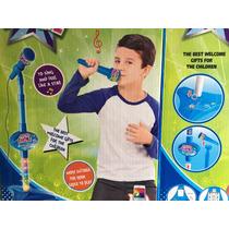 Microfone Infantil Masculino