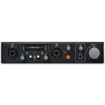 Interface 2 Canais Usb Mtrack Plus Ii M Audio 3574