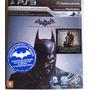 Jogo Batman Arkham Origins Ps3 Português Dublado Knightfall