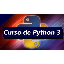 Python 3 Curso + Brinde