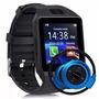 Relógio Celular Smartwatch Dz09   Fone Sem Fio Bluetooth