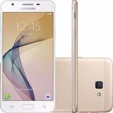 Celular Samsung Galaxy J5 Prime Dourado Dual 4g Câm 13mp/5mp