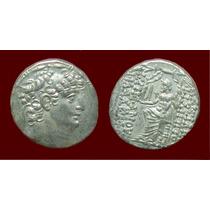 Filipe Philadelphos,tetradrachma Moeda Antiga Grega Grécia