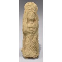 Divindade Fenícia De Cerâmica (cerca De 500 A. C.)